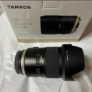 TAMRON - タムロン sp 35mm f1.4  【Canon】