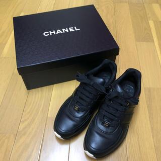 CHANEL - CHANEL  シャネル  スニーカー 38