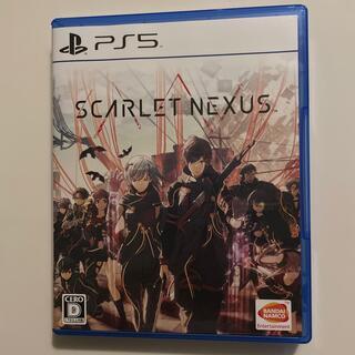 PlayStation - SCARLET NEXUS(スカーレットネクサス) PS5