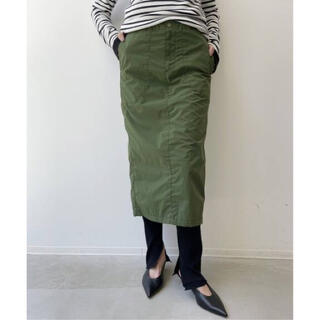 L'Appartement DEUXIEME CLASSE - 【Americana/アメリカーナ】Nylon Tight Skirt