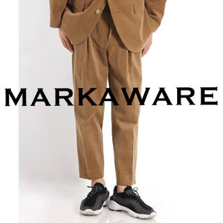 MARKAWEAR - MARKAWARE コーデュロイパンツ