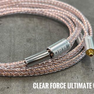 ORB Clear force Ultlmate CL mmcx 4.4mm