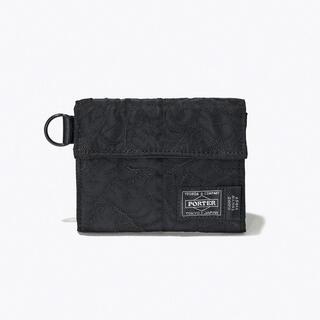 ポーター(PORTER)のKAWS × PORTERウォレット(折り財布)