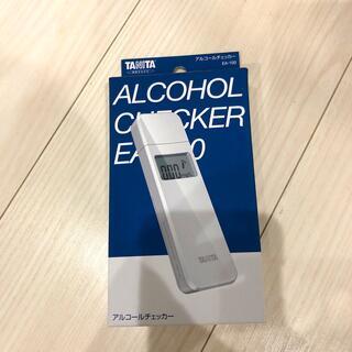 タニタ(TANITA)の【タニタ】アルコールチェッカー(アルコールグッズ)