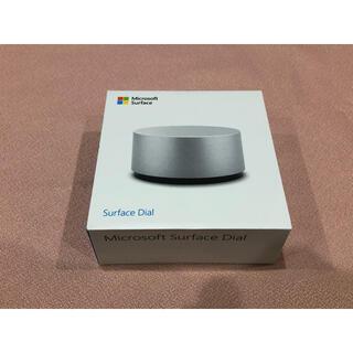 マイクロソフト(Microsoft)の【ほぼ未使用】Microsoft Surface Dial サーフェス ダイヤル(PC周辺機器)