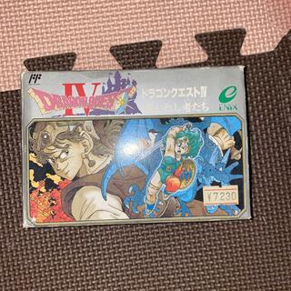 任天堂 - ドラゴンクエストIV 導かれし者たち