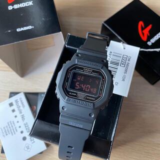 ジーショック(G-SHOCK)のG-SHOCK  CASIO  腕時計 メンズ リクルート シンプル アウトドア(腕時計(デジタル))