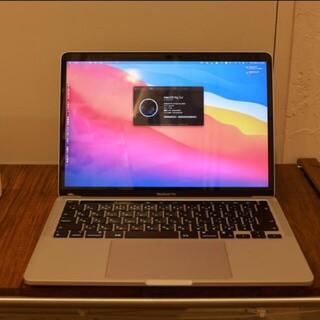 Mac (Apple) - M1 MacBook Pro13 16GB SSD512GB シルバー CTO