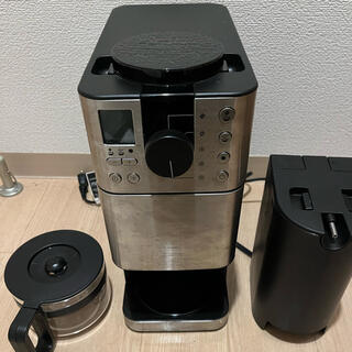 MUJI (無印良品) - 豆から挽けるコーヒーメーカー  型番:MJ‐CM1