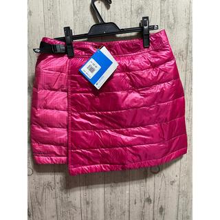コロンビア(Columbia)の9,130円 新品 コロンビア オムニヒート ダウンスカート 防寒 巻スカート(登山用品)