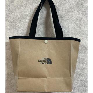 ノースフェイス紙袋 トートバッグ