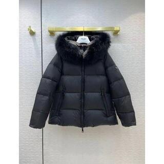 PRADA - PRADA 三角ロゴ付きダウンジャケット