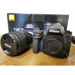 Nikon - 美品中古 ニコンD750 24-120 F4 レンズキット