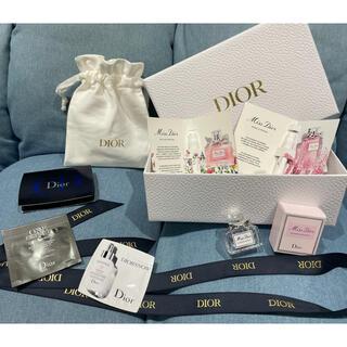 Dior - ミスディオール★ミニボトル1点・ミニ香水3点・巾着・おまけ付き