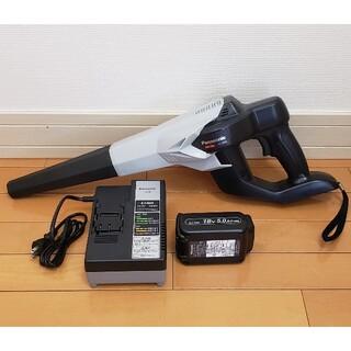 Panasonic - パナソニック ブロア EZ37A1 Panasonic ファン 電池充電器セット