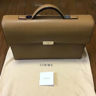 ロエベ(LOEWE)のLOEWE ロエベ ビジネスバッグ 購入当時価格 約20万円 お値下げ可能(トートバッグ)