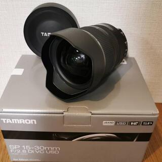 TAMRON - タムロン SP 15-30mm F2.8 Di VC USD ニコン用