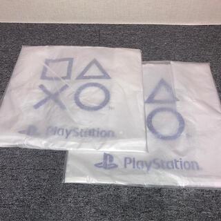 プレイステーション(PlayStation)の【新品・未使用】プレイステーション エコバッグ 2枚セット(エコバッグ)