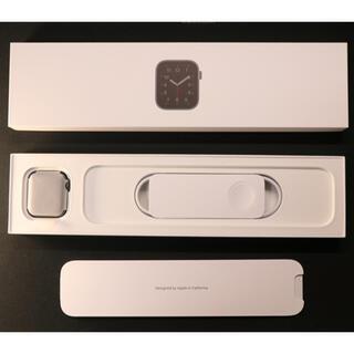 Apple Watch - Apple Watch SE GPSモデル 40mm スペースグレイアルミニウム