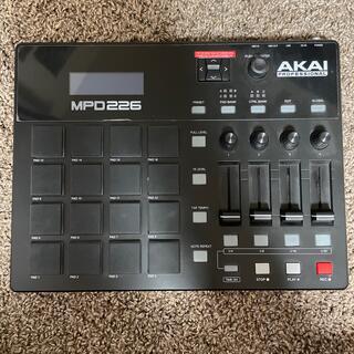 AKAI PROFESSIONAL MPD 226(MIDIコントローラー)