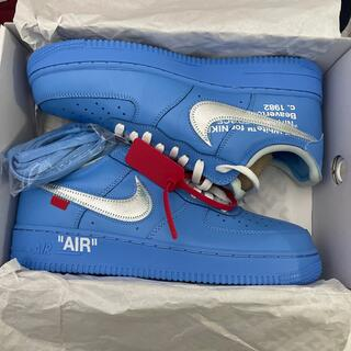 """OFF-WHITE - Off-White x NK Air Force 1 """"MCA"""""""