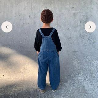 ザラキッズ(ZARA KIDS)の韓国子供服 オーバーオール 120(パンツ/スパッツ)