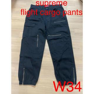 Supreme - supreme flight cargo pants W34 定価以下