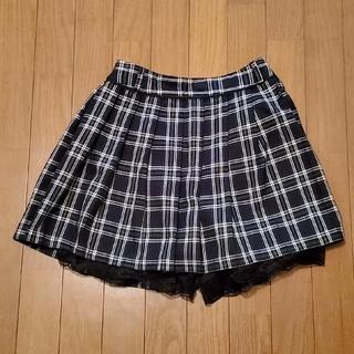 アクシーズファム(axes femme)のスカート(ミニスカート)