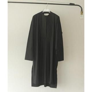 TODAYFUL - 【TODAYFUL】キルティングシャツドレス ブラック 38