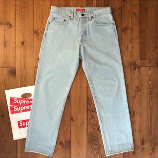 Supreme - 【極美品/32inc】Washed Regular Jean