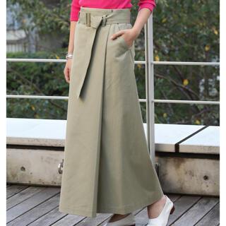 TOMORROWLAND - 美品スカート