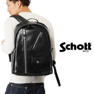 schott -  Schott ショット ライダース リュック