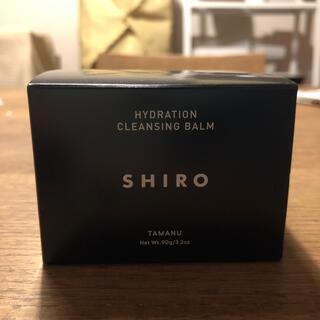 shiro - SHIRO タマヌクレンジング バーム