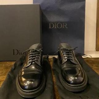 DIOR HOMME - Dior homme レザーダービーシューズ ブラック