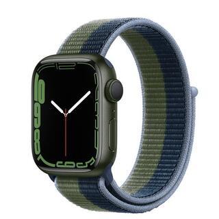 Apple Watch - Apple Watch Series 7 41mm グリーンアルミニウムケース