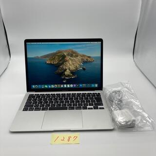 Mac (Apple) - 美品!MacBook air 13インチ 2020 i5 SSD512GB