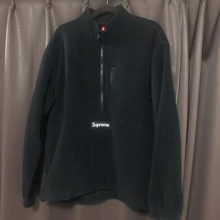 Supreme - Supreme Polartec Half Zip Pullover フリース