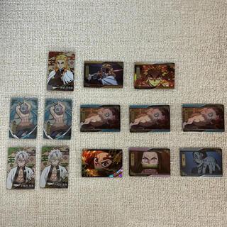 BANDAI - 鬼滅の刃 ウエハース カード