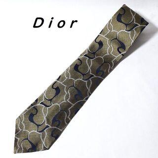 クリスチャンディオール(Christian Dior)のクリスチャンディオール ネクタイ Dior C-D3(ネクタイ)