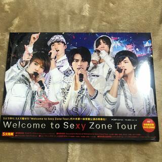 セクシー ゾーン(Sexy Zone)のWelcome to SexyZone Tour(アイドル)