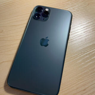 Apple - iPhone 11 Pro ミッドナイトグリーン 256 GB
