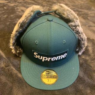 Supreme - supreme 2019FW Earflap NewEra