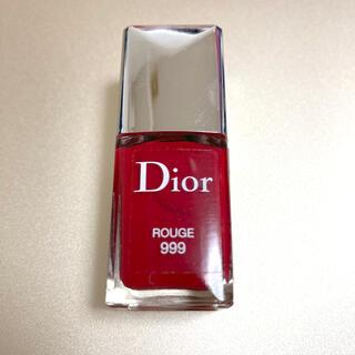 ディオール(Dior)のディオール Dior ヴェルニ 999 ネイル ミニサイズ (マニキュア)
