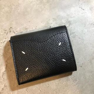 【新品未使用】ブラック 財布 ミニ財布 折りたたみ財布