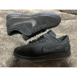 """NIKE - UNDEFEATED DUNK LOW SP """"BLACK"""""""