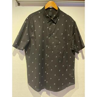 エイチアンドエム(H&M)のH&M  半袖シャツ 黒 XL(シャツ)