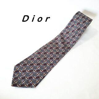 クリスチャンディオール(Christian Dior)のクリスチャンディオール ネクタイ Dior C-D4(ネクタイ)