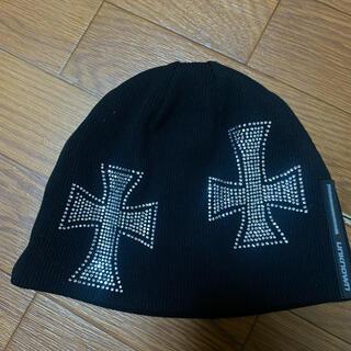unknown ニット帽(ニット帽/ビーニー)