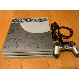 PlayStation4 - プレイステーション 4 Pro (CUH-7100シリーズ /HDD:1TB)