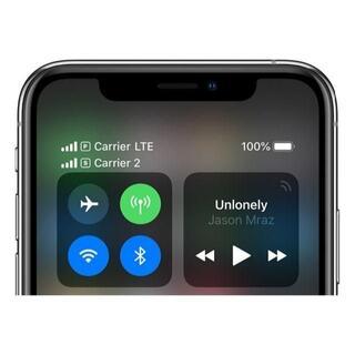 【工具&防水ステッカー付き】iPhone XR デュアルシム化パーツ(その他)